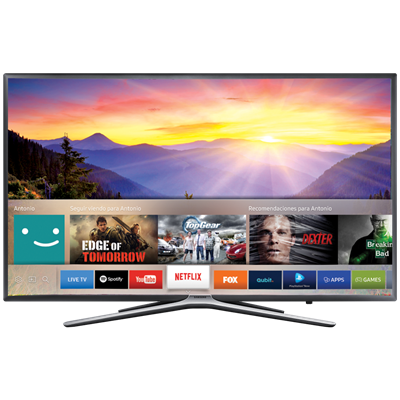 "SMART TV SAMSUNG 55"" FULL HD K5500"