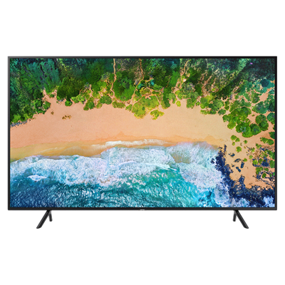 "SMART TV SAMSUNG UN55NU7100 DE 55"" 4K QUAD-CORE"