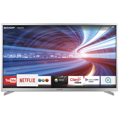 "SMART TV SHARP 55"" 4K UHD SH5516KUHD"
