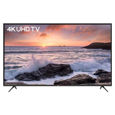 "SMART TV TCL L50P65 50"" 4K ULTRA HD"