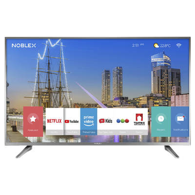 "SMART TV LED NOBLEX DE 65"" DI65X6500 4K"