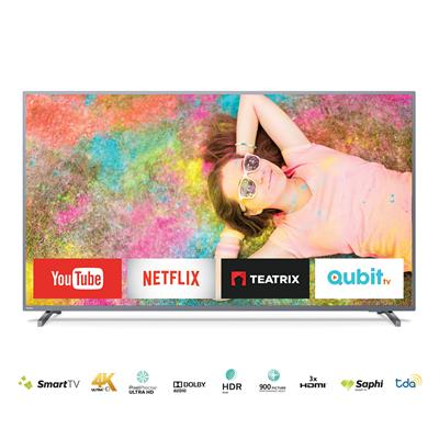 "SMART TV 70"" PHILIPS PUG6774 4K UHD"