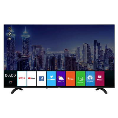 "SMART TV NOBLEX 50"" DE50X6500 4K UHD"