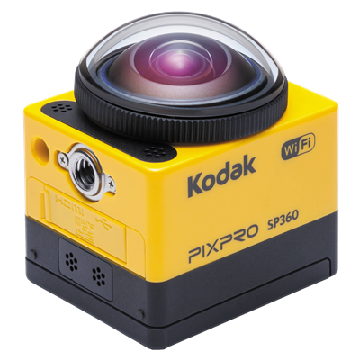 CAMARA DEPORTIVA KODAK ACTION CAM SP360 16MP