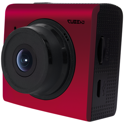 CAMARA DEPORTIVA X-VIEW ACTION CAM CUBEHD 12MP
