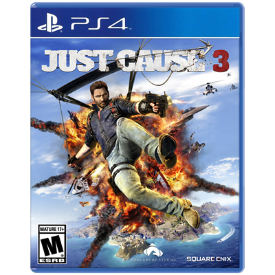 JUEGO PS4 SONY JUST CAUSE 3