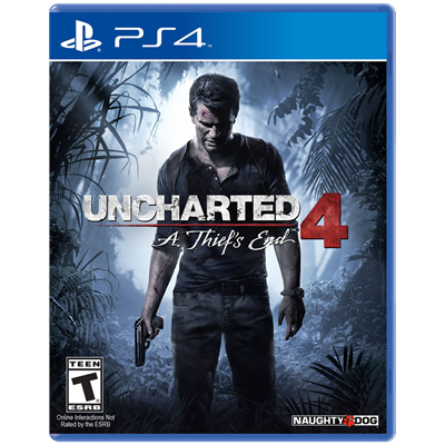 JUEGO PS4 SONY UNCHARTED 4: A THIEFS END