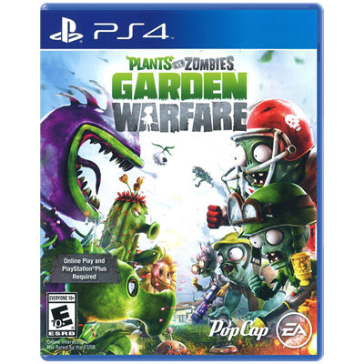 JUEGO PS4 SONY PLANTS VS ZOMBIES GW