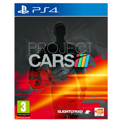 JUEGO PS4 SONY PROJECT CARS