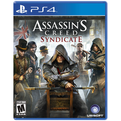 JUEGO PS4 SONY ASSASSINS CREED SYNDICATE