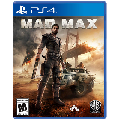 JUEGO PS4 SONY MAD MAX