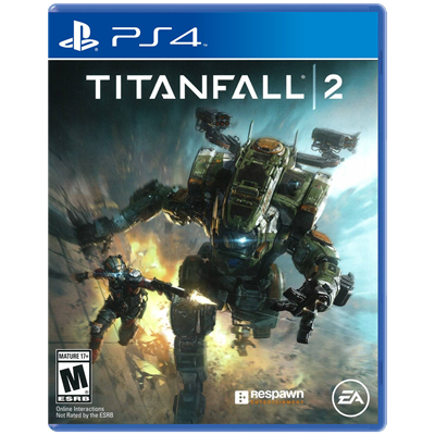 JUEGO PS4 SONY TITANFALL 2