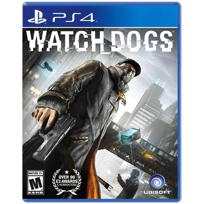 JUEGO PS4 SONY WATCH DOGS