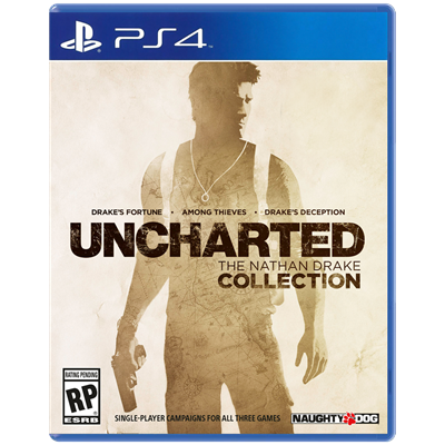 JUEGO PS4 SONY UNCHARTED: THE NATHAN DRAKE COLLECTION