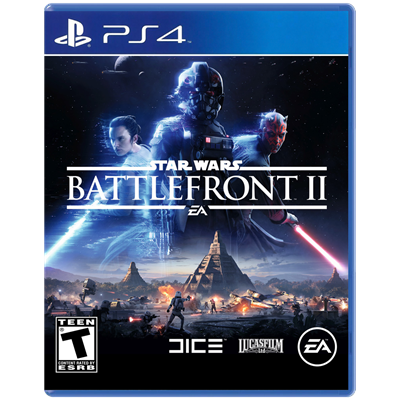 JUEGO PS4 SONY STAR WARS: BATTLEFRONT II