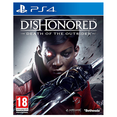 JUEGO PS4 SONY DISHONORED