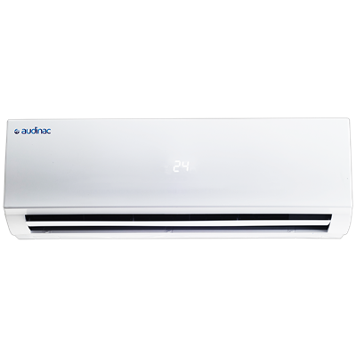 AIRE ACONDICIONADO SPLIT AUDINAC 2600 W SP2600 FRIO/CALOR
