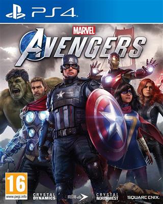 JUEGO SONY MARVELS AVENGERS PS4