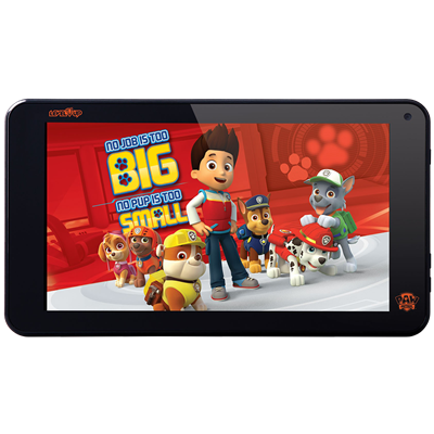 TABLET LEVEL UP PAW PATROL 7""
