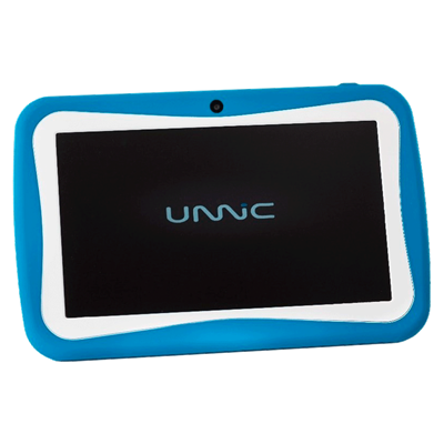 "TABLET UNNIC UCTK02 KIDS 7"" AZUL CON FUNDA"