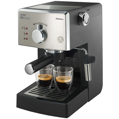 CAFETERA PHILIPS SAECO POEMIA HD8325