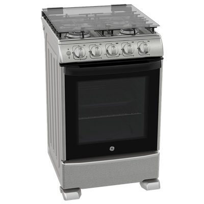 COCINA GENERAL ELECTRIC G956I 55CM INOXIDABLE GRILL