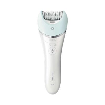 DEPILADORA PHILIPS BRE610 WET Y DRY RECARGABLE