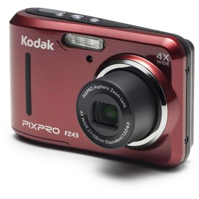 CAMARA DIGITAL KODAK FZ43 16 MP HD