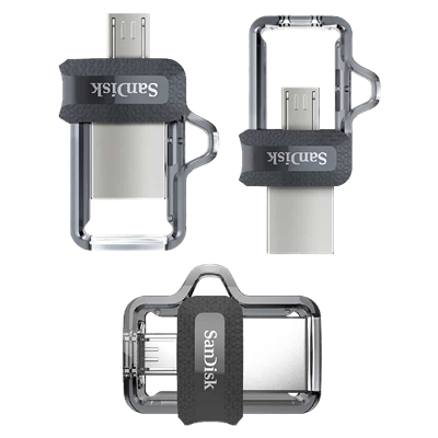 SANDISK PENDRIVE ULTRA DUAL TIPO 32GB