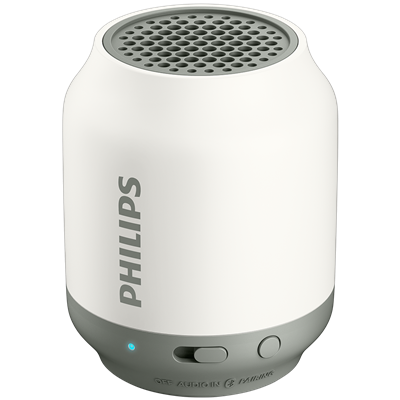 PARLANTE PORTATIL PHILIPS BT25W/00 BLANCO