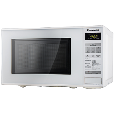 Microondas Panasonic Nn-St253Wrue Blanco