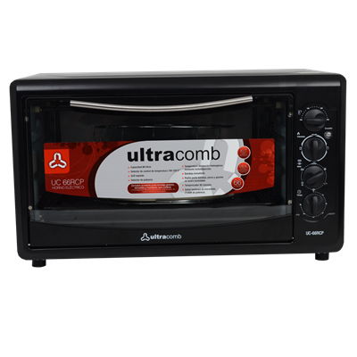 HORNO ELECTRICO ULTRACOMB UC66RCP 66 LITROS