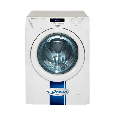 LAVARROPAS DREAN NEXT 10.12 BLANCO  10 KG 1200 RPM