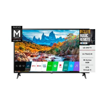 "SMART TV LG DE 50"" 50UM7360PSA 4K ULTRA HD"