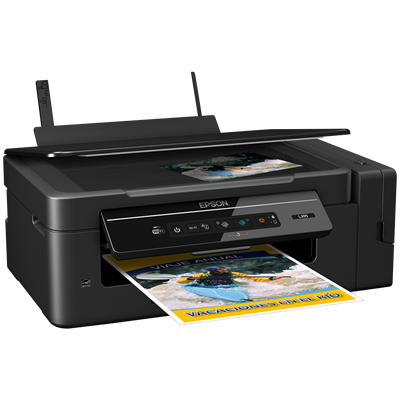 Impresora Multifuncion Epson Ecotank L395