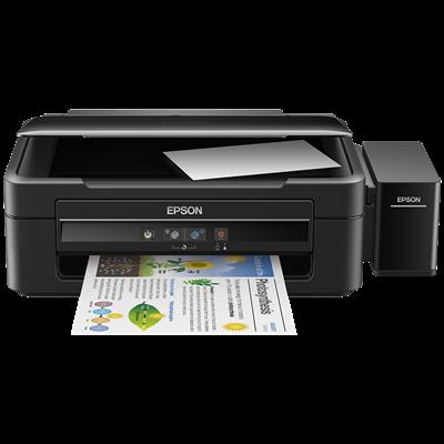 Impresora Multifuncion Epson Ecotank L380