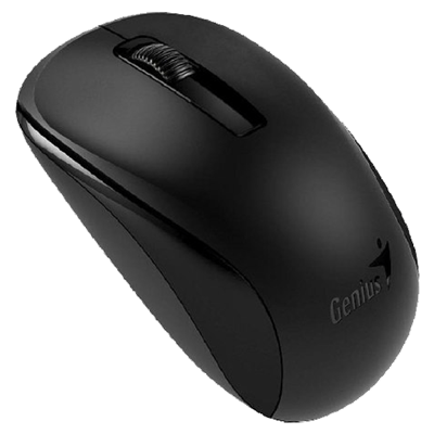 MOUSE GENIUS NX7000 BLUE INALAMBRICO BLACK
