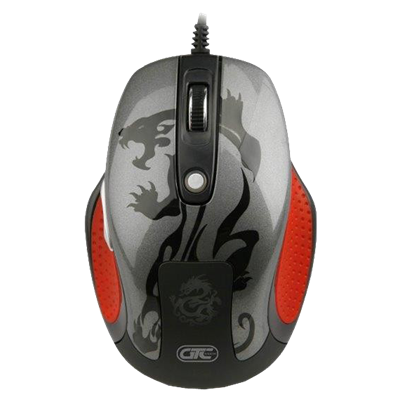 MOUSE GTC MGG-007 GAMER LUMINC