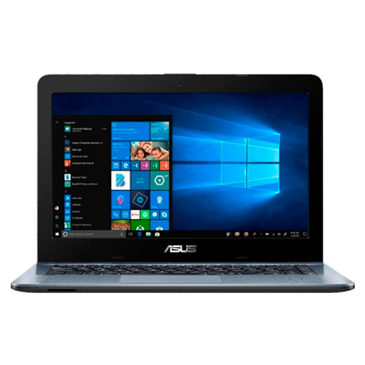 "NOTEBOOK ASUS 441BA-CBA6A 14"" AMD A6."