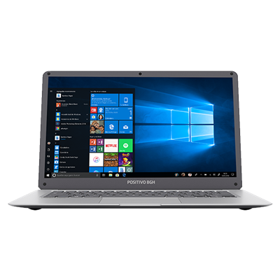 NOTEBOOK POSITIVO BGH AT300I 2GB 32GB
