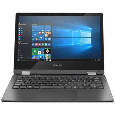 NOTEBOOK NOBLEX Y11W101 INTEL ATOM