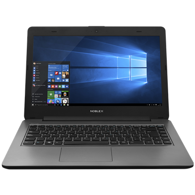 NOTEBOOK NOBLEX N14W101 INTEL CELERON