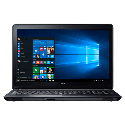 NOTEBOOK VAIO Fit15F CORE I3