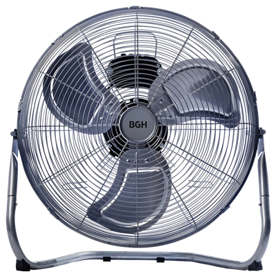 TURBO VENTILADOR BGH METALICO 20""