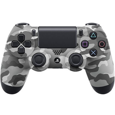 JOYSTICK SONY PLAYSTATION 4 CAMUFLADO