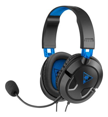 AURICULAR GAMING TURTLE BEACH 50P CON CABLE COLOR NEGRO