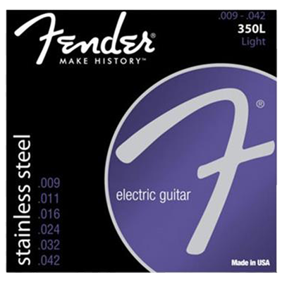 ENCORDADO PARA GUITARRA ELÉCTRICA FENDER SPA 073-0350-403