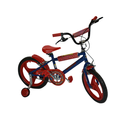 BICICLETA DISNEY SPIDERMAN RODADO 16