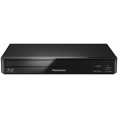 REPRODUCTOR DVD BLU-RAY PANASONIC DBP-DP83