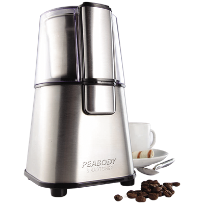 MOLINILLO DE CAFE PEABODY MC9100 ACERO INOXIDABLE